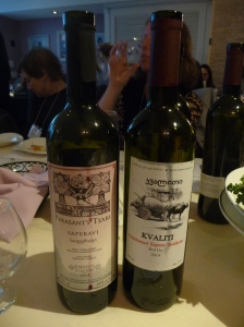 2 of 4 Georgian Wines Tasted