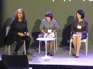 Barbara Glickstein, Vlada Nedak, Elena Feldman