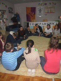 mutual understanding program for children Donetsk, Ukraine